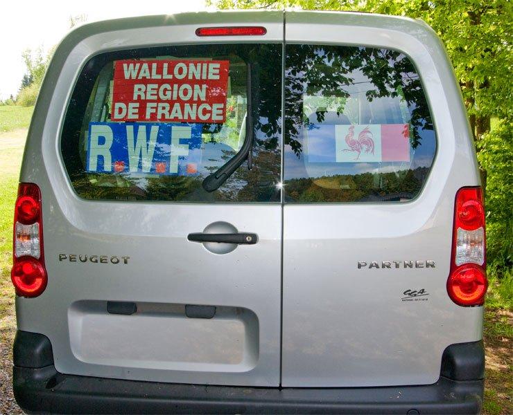 voiture RWF